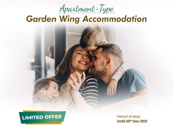 Garden Wing Suite Apartment