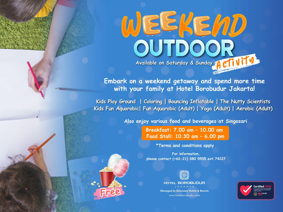 Weekend Outdoor Activities