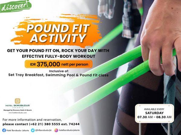 Pound Fit Activity